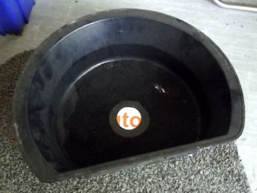 Tray, spacesaver spare wheel, Mazda MX-5 mk1, USED